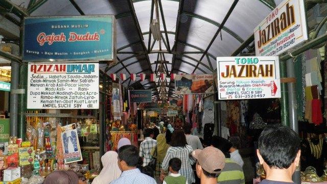 Pasar Ampel in Surabaya