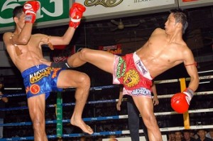 Muay Thai in Pattaya