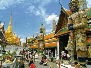 Temple of the Emerald Buddha in Phnom Penh