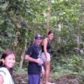 Trekking in Puerto Galera