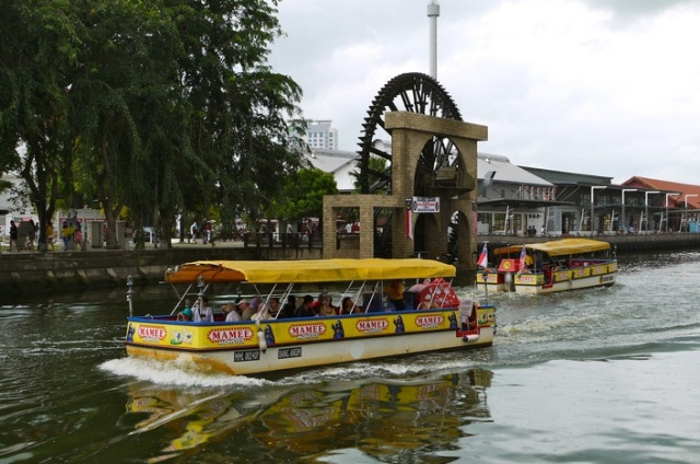 River Cruise in Malacca