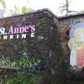 st. anne shrine, tagaytay, philippines