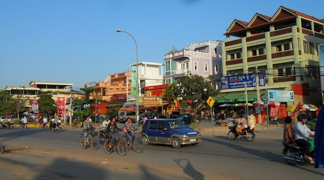 Detailed Description of the Weather in Siem Reap