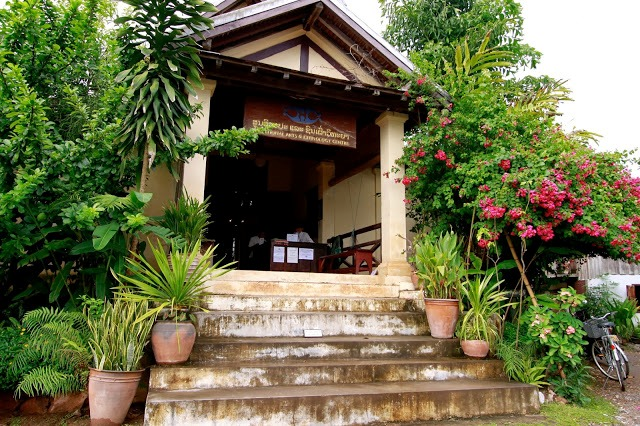 Traditional Arts and Ethnology Centre in Luang Prabang