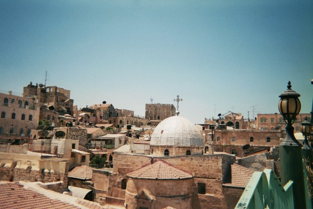 jerusalem pilgrimage