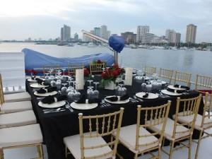dinner cruise in Manila