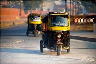 getting around, autorickshaw, bangalore