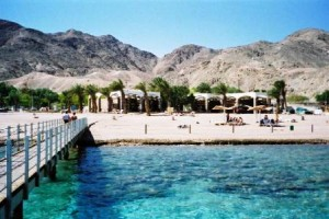 coral beach, eilat, israel