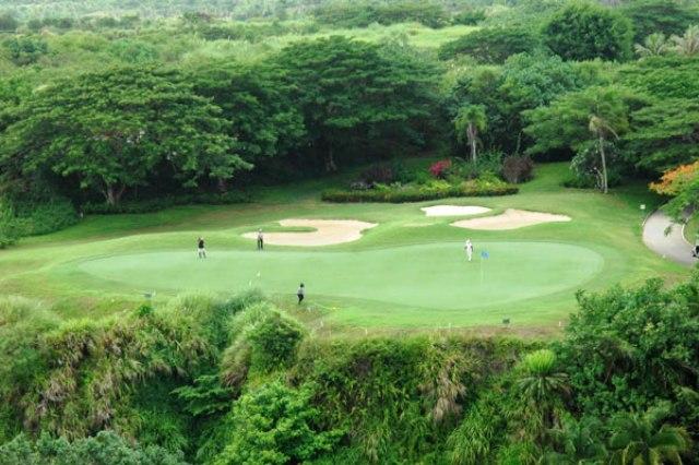 golf activity in guam
