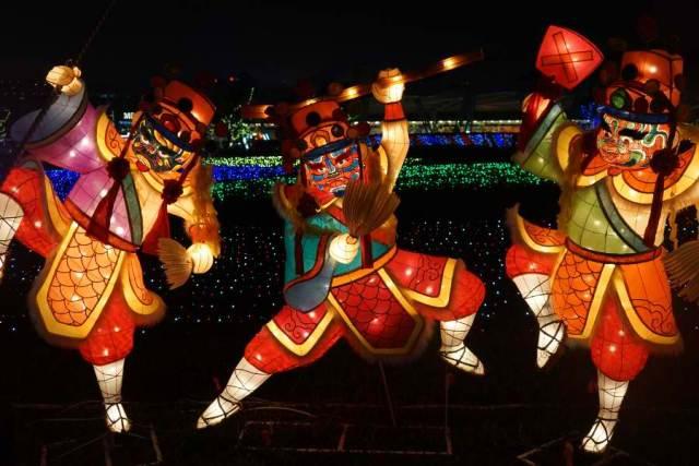 festivals, tainan, taiwan