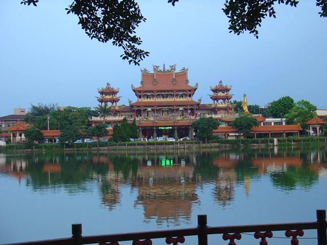 lake, taoyuan, taiwan