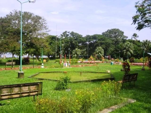 park, playground, kochi, india