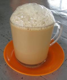 local refreshment, brunei, teh tarik