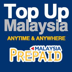 Online Prepaid Reload for Digi, Celcom, Hotlink Maxis Malaysia