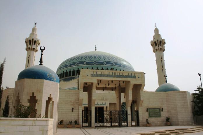 mosque, jordan, amman
