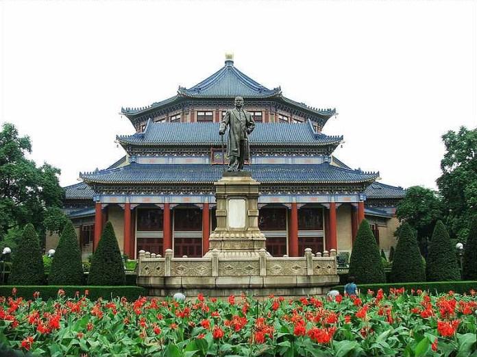 memorial, hall, taipei, taiwan