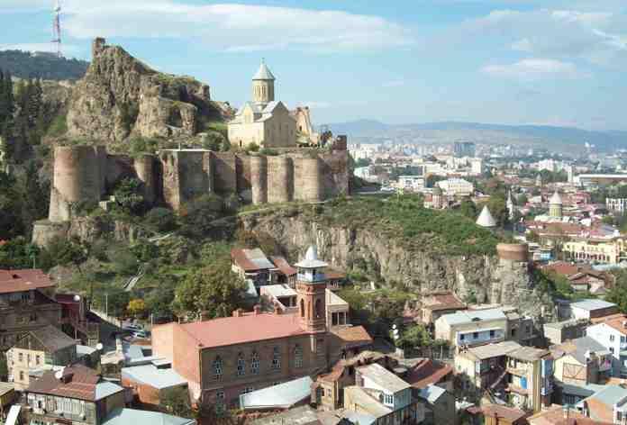 tbilisi, georgia, capital