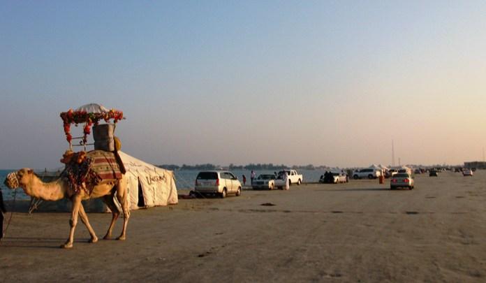 al azizia Beach, saudi arabia