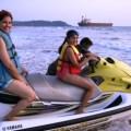 water sports, goa, india, jet skiing