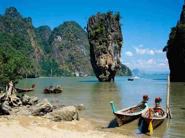 weather, krabi, thailand