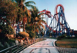 jerudong, park, brunei, attractions