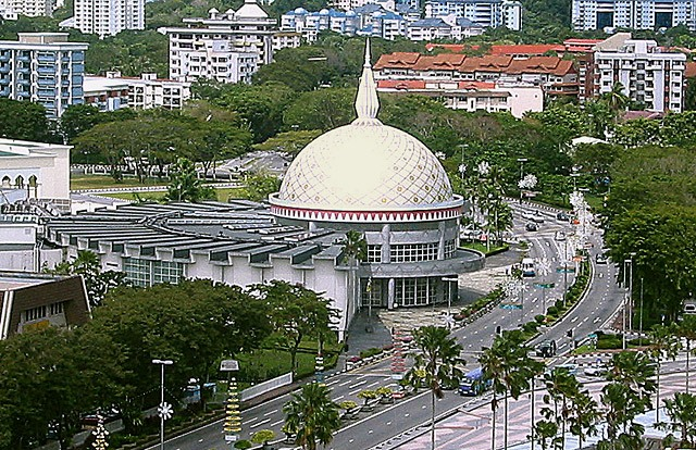 royal museum, attractions, brunei