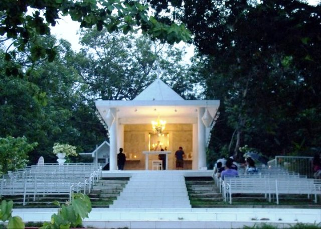 shrine of the holy infant jesus of prague, davao, philippines
