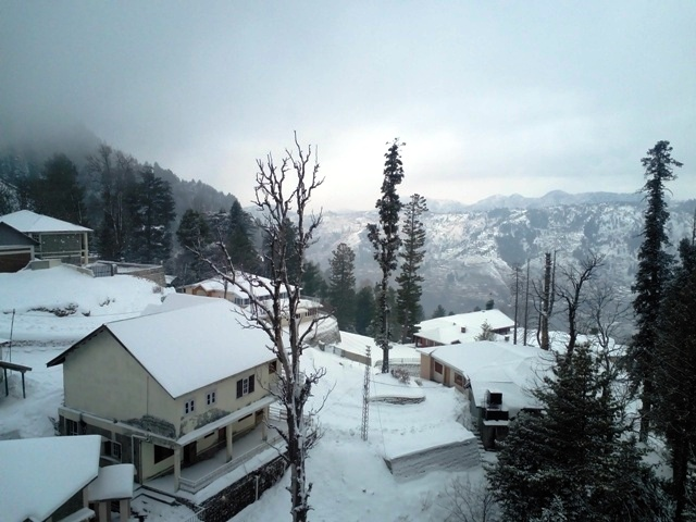 murree, pakistan, destination