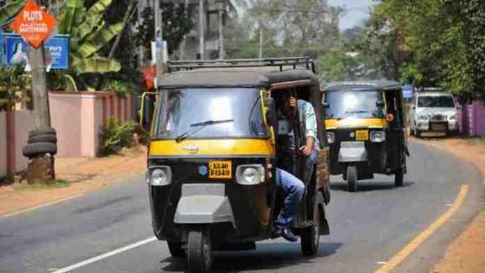kochi, transportation, autorickshaw, india