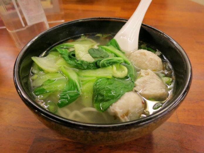 local noodle soup, taiwan, yilan