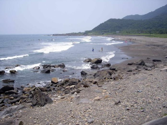 daxi honeymoon bay, beach, yilan, taiwan