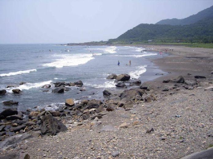 daxi honeymoon bay, beach, yilan, taiwan