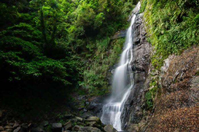 waterfalls, yilan, taiwan