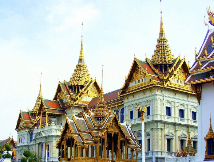 grand palace, thailand, bangkok