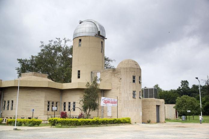jawaharlal nehru planetarium, bangalore, india