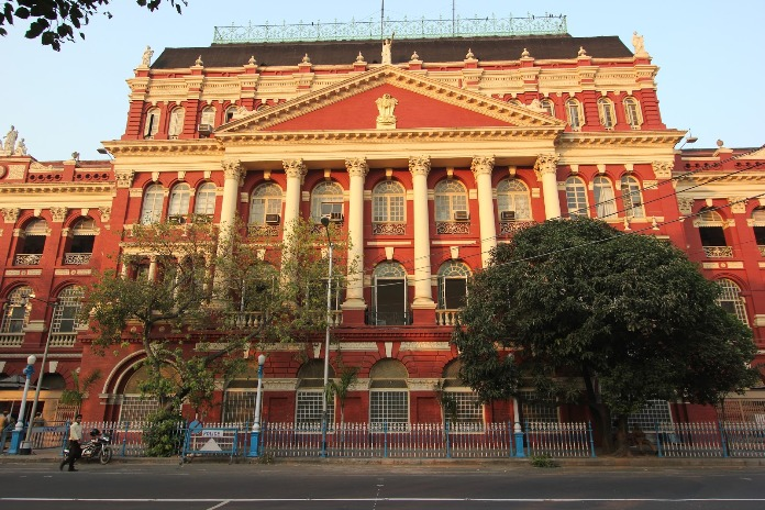 writers building, india, calcutta