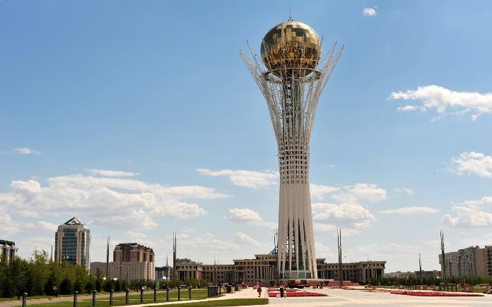 kazakhstan, attractions, bayterek tower