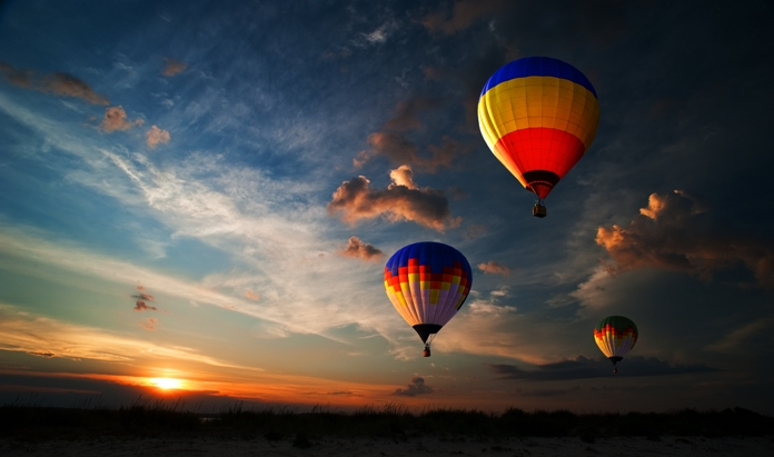 ballon safari, activity, india, jaipur