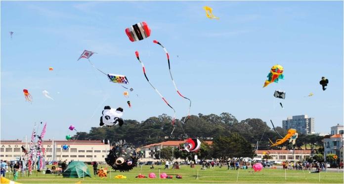 kite festival, india, jodhpur,