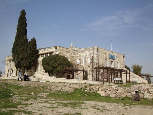 archaeological musem, jordan, amman