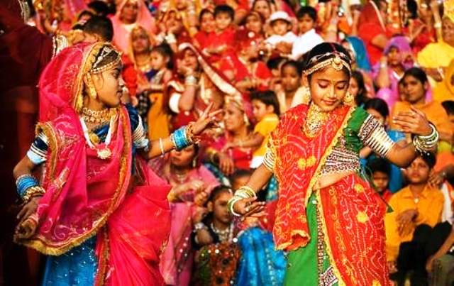 culture and festivals, india, udaipur, mewar festival