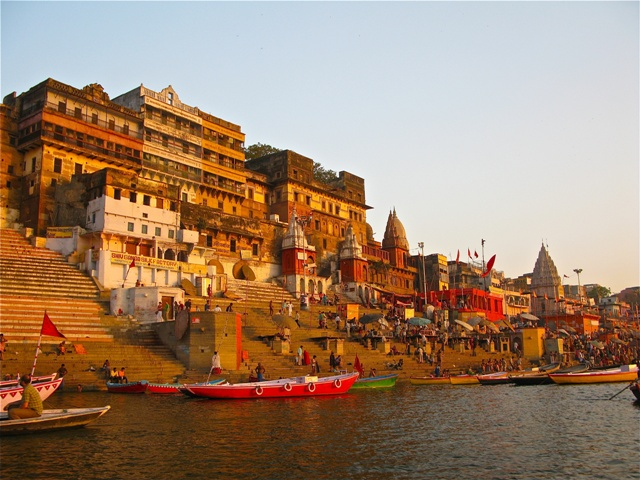 ganges river, india, varanasi