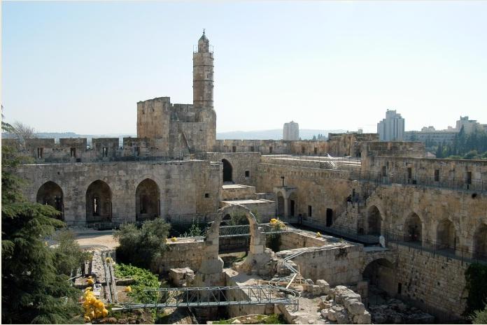 tower of david, israel, jerusalem