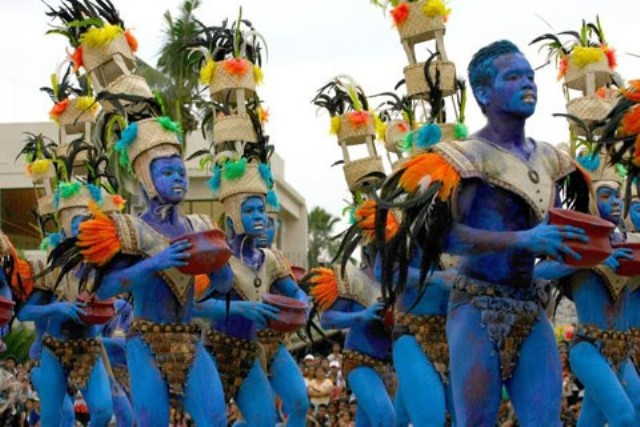 festival, palawan, philippines, cuyo