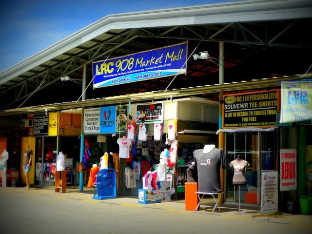 shopping, palawan, philippines,