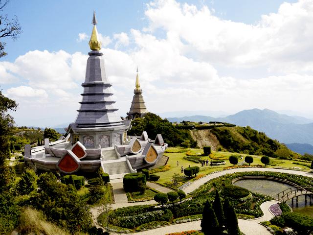 park, thailand, chiang mai