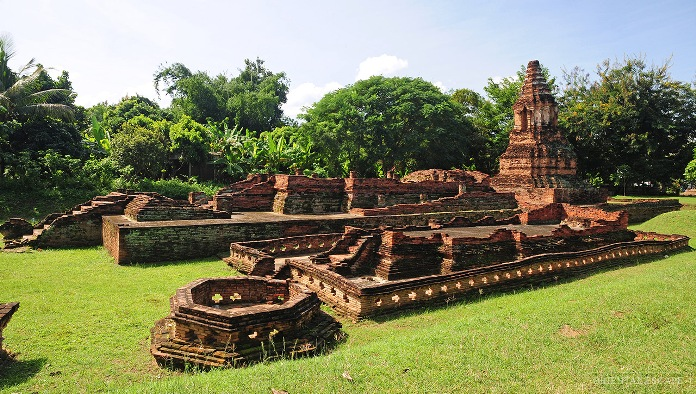 old city, wiang kum kam, chiang mai