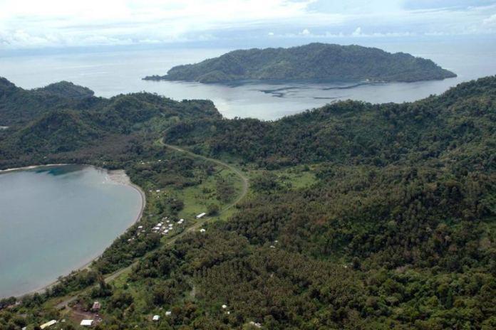 bougainville island, papua new guinea