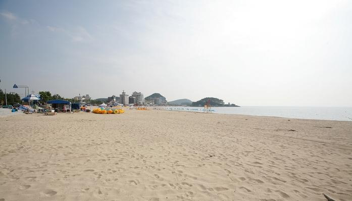 songjeong beach, korea, busan
