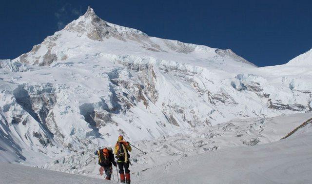manaslu, nepal, trekking